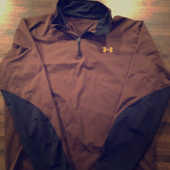 Under Armour Other - Brown under armor pull over